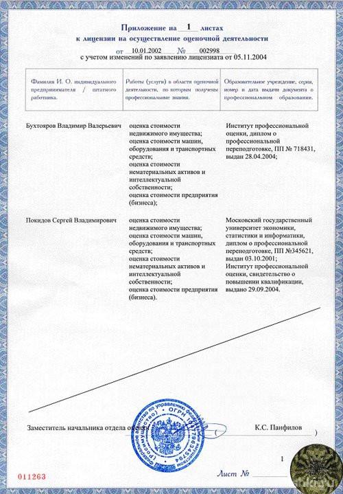 Экспертное агентство Паритет Изображение 3